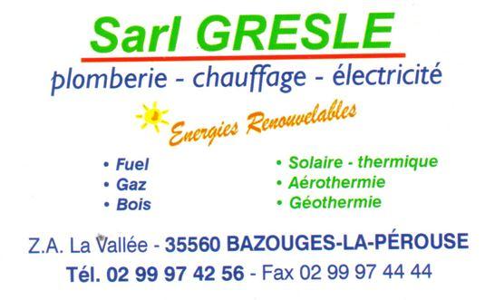sarl Gresle