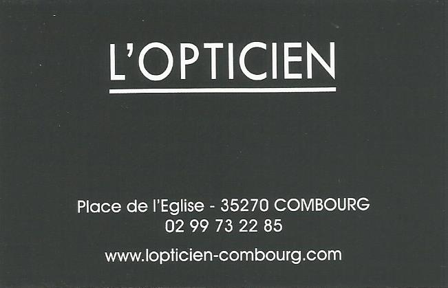 l'opticien