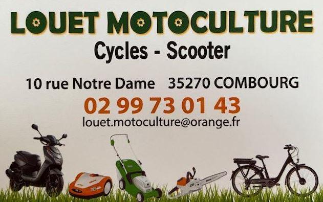Louet Motoculture